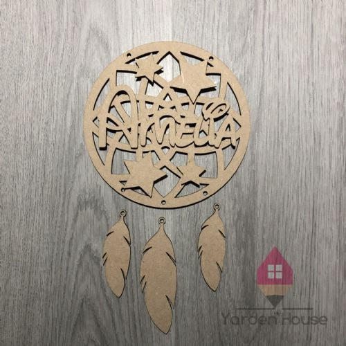 Dreamcatcher, PERSONALISED, 15cm